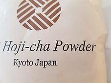 Wo kann man Hojicha-Pulver kaufen?
