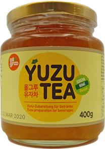 Koreanischer Yuzu-Tea