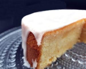 Plätzchen, Desserts und Kuchen mit Yuzu Tea