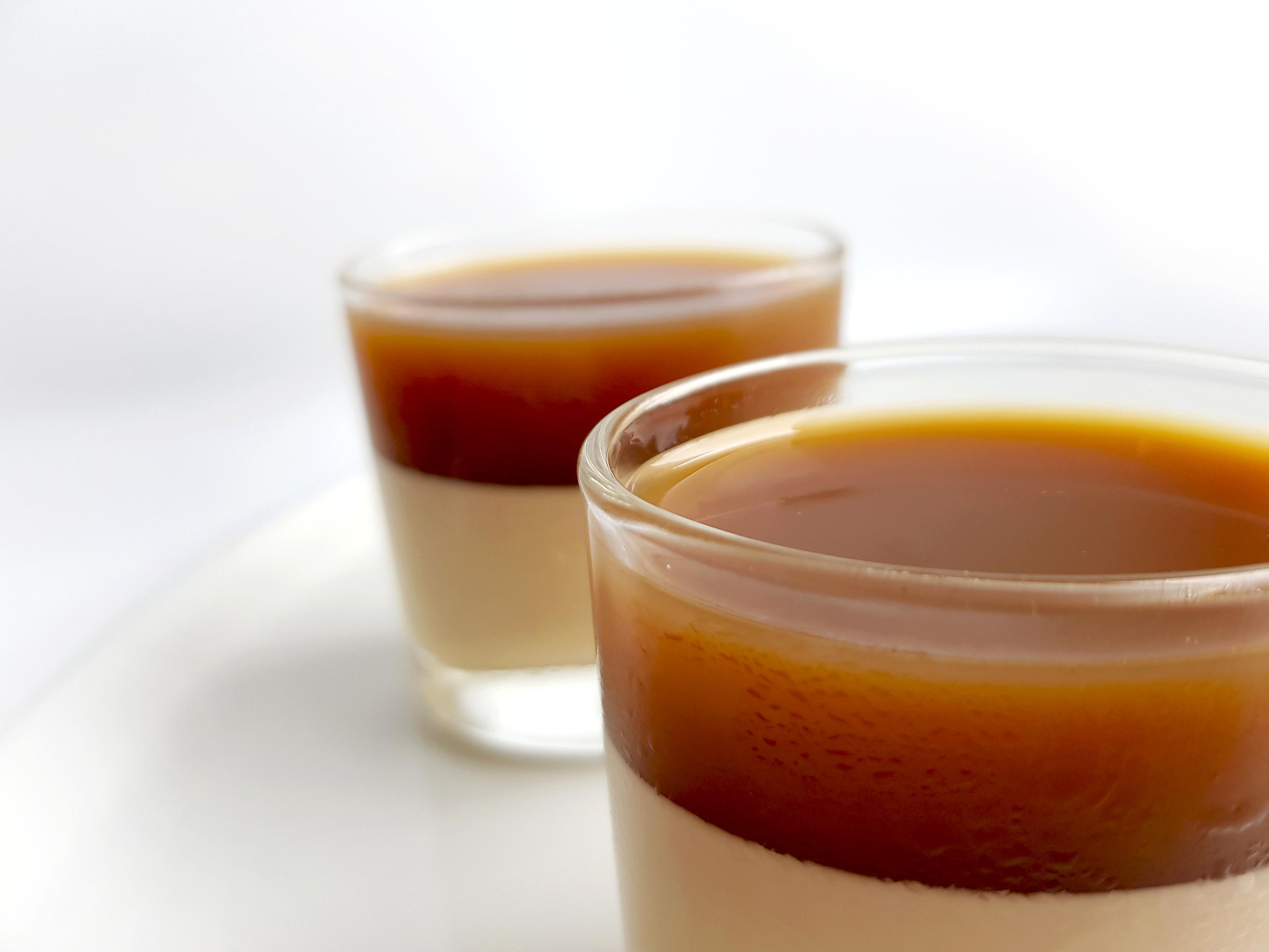 Was man bei Desserts und Gebäck mit Hojicha-Pulver beachten muß