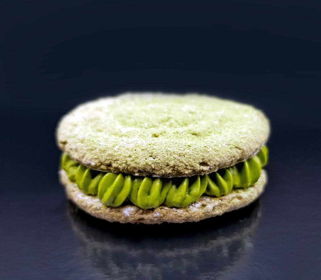 Matcha-Daquoise