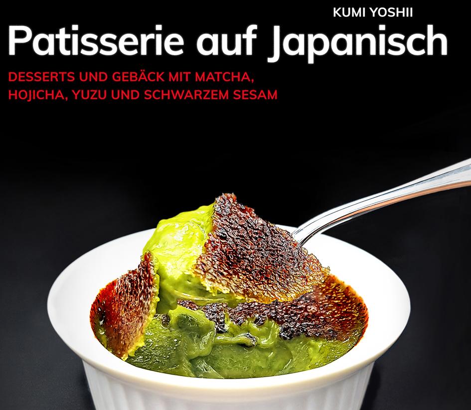 Patisserie auf Japanisch - Creme brulee