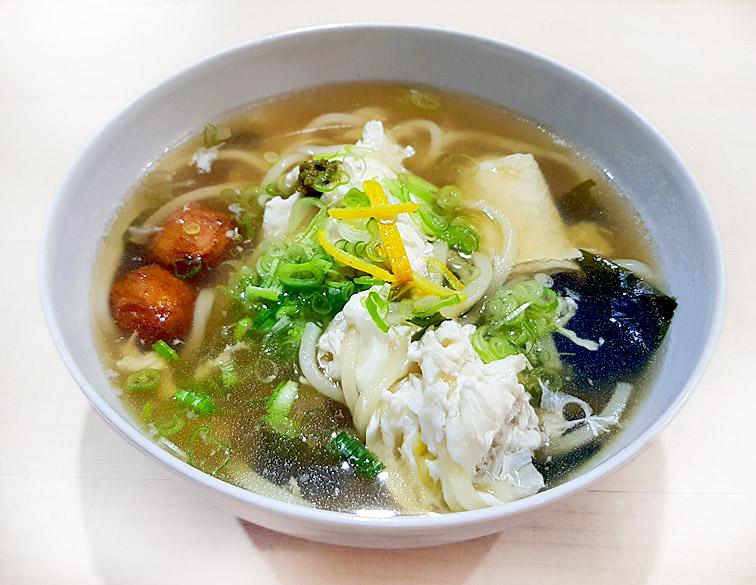 Authentisch Japanisch: Udon