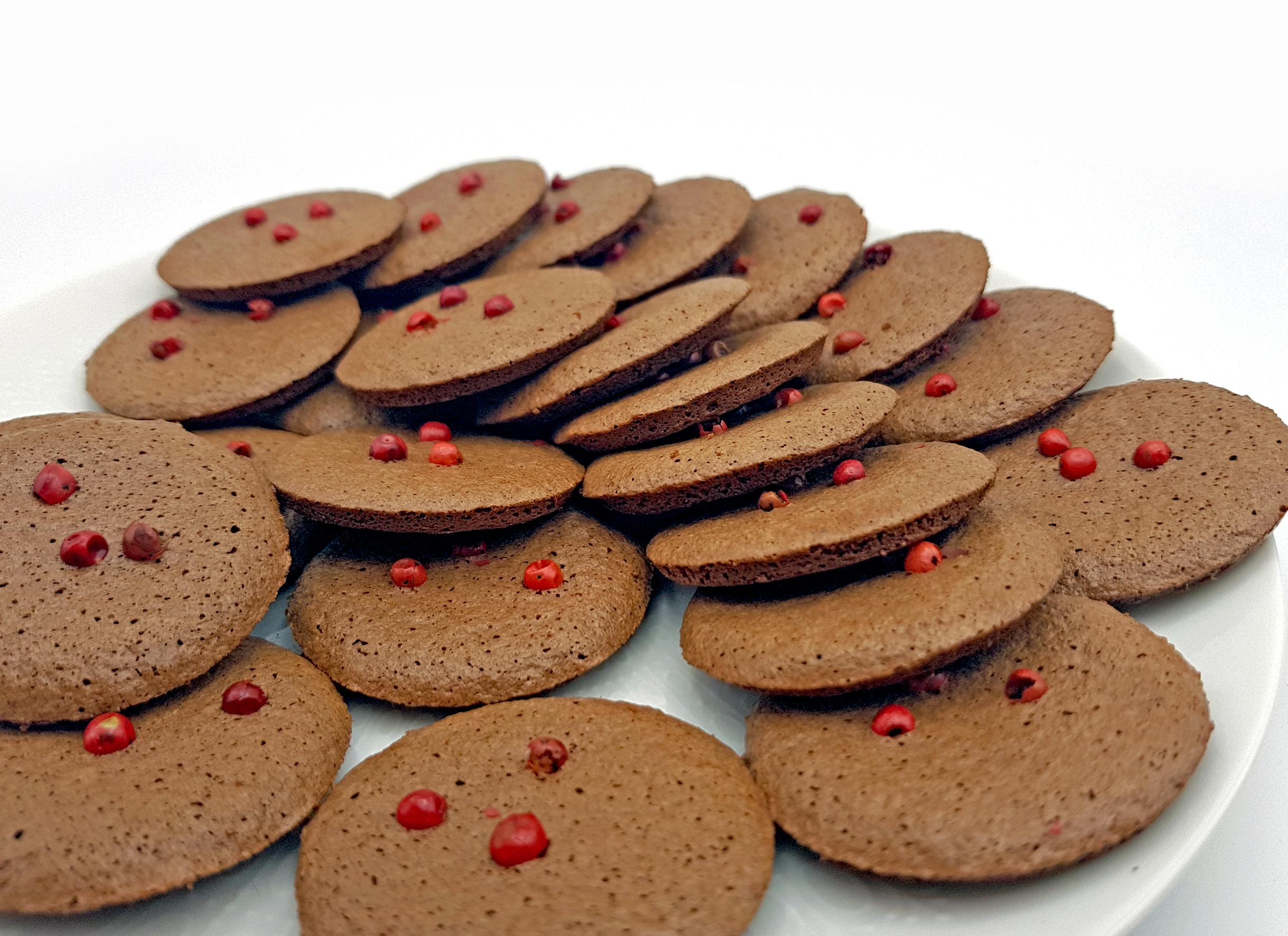 Zum Backen nur hochwertigen Kakao verwenden