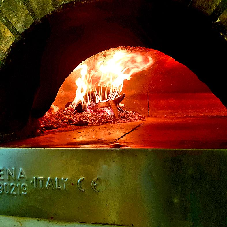 Pergola - Pizzaofen