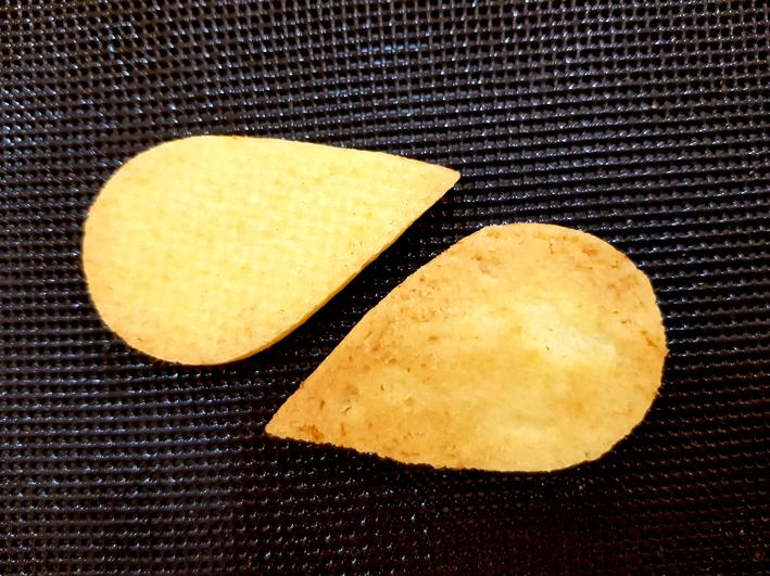 Silpain-Backmatte: Wirkung bei Plätzchen