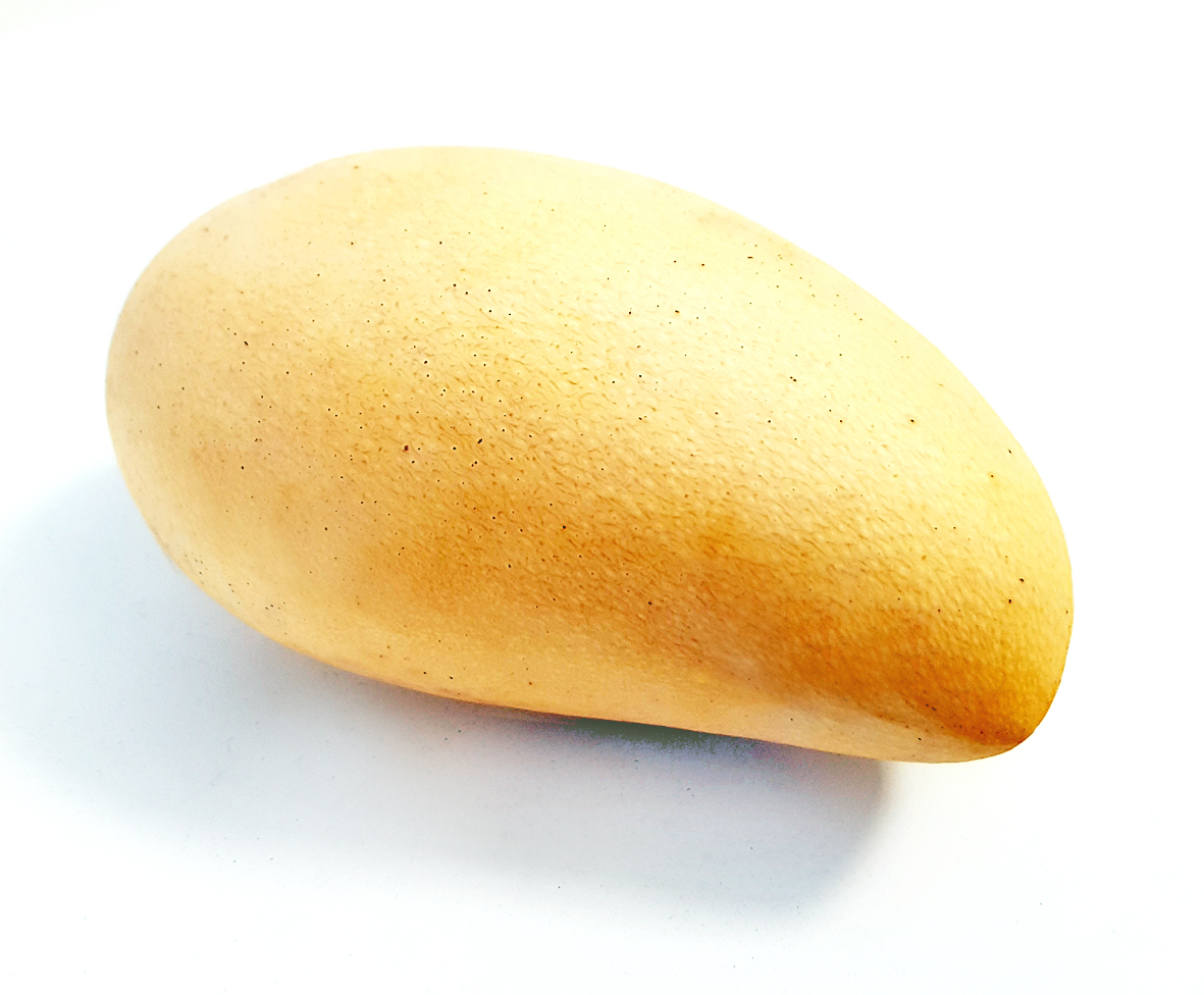 Wunderschöne Mango der 120 Baht/Kilo-Kategorie