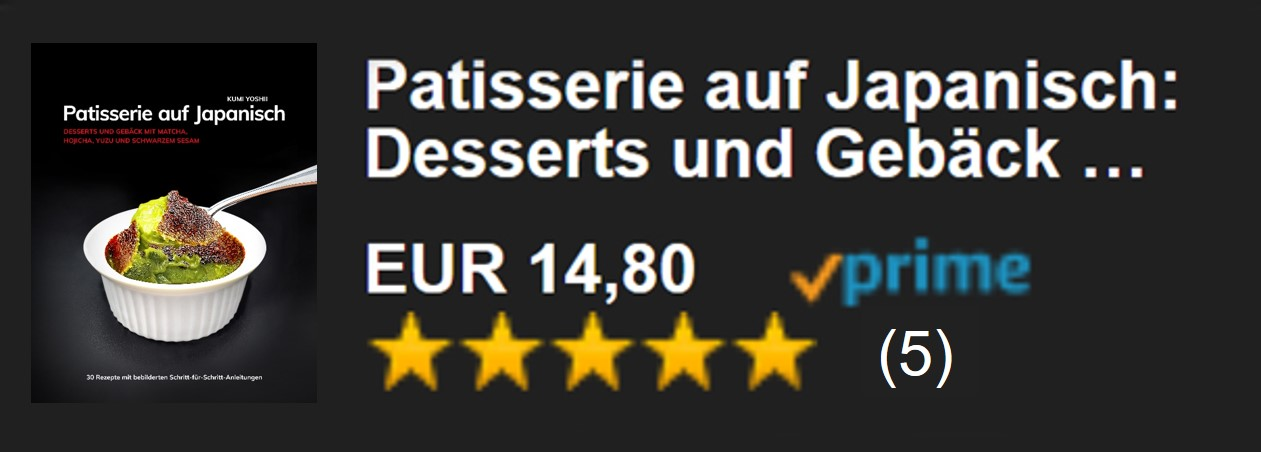 Amazon-Kumi-Yoshii-Publikationen-Patisserie