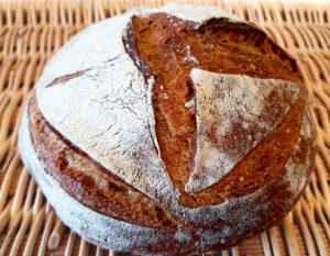Rezept für ein perfektes Brot mit Lievito Madre – wie Sie es in keiner Bäckerei bekommen