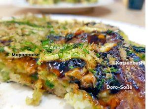 Was ist – und wie schmeckt – Okonomiyaki?