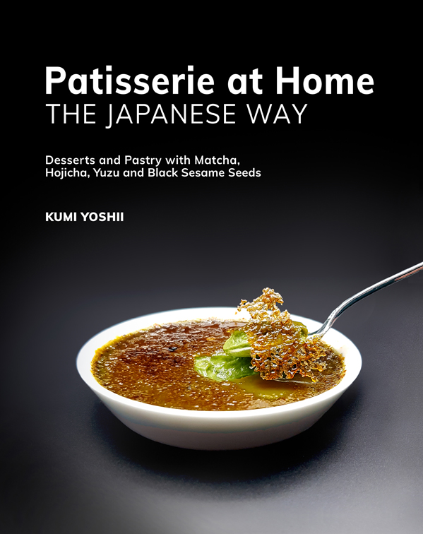 Patisserie At Home von Kumi Yoshii