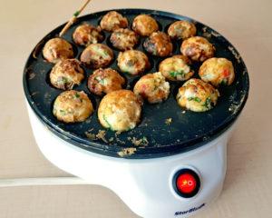 Test: Der Takoyaki Maker von Star Blue