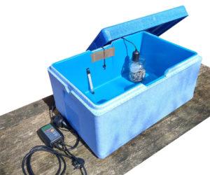 Eine Gärbox für den Sauerteig und Sauerteigstarter im Eigenbau