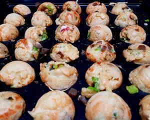 Das authentische Rezept für Takoyaki