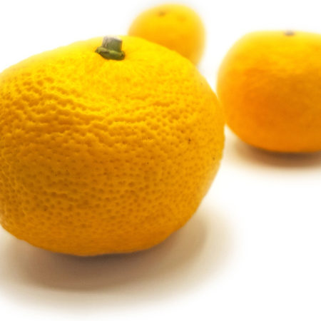 Fresh yuzu fruit can be difficult to find outside Japan
