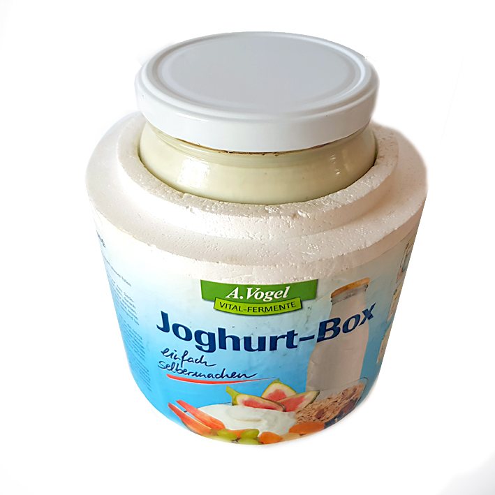 Joghurt Box von A. Vogel (ohne Deckel)