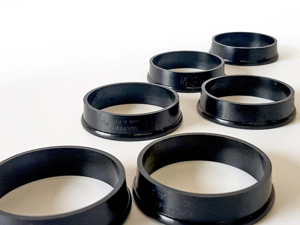Exoglass®-Tartelettenringe 6 cm