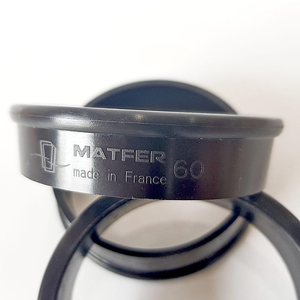 Exoglass®-Tartelettenringe 6 cm von Matfer