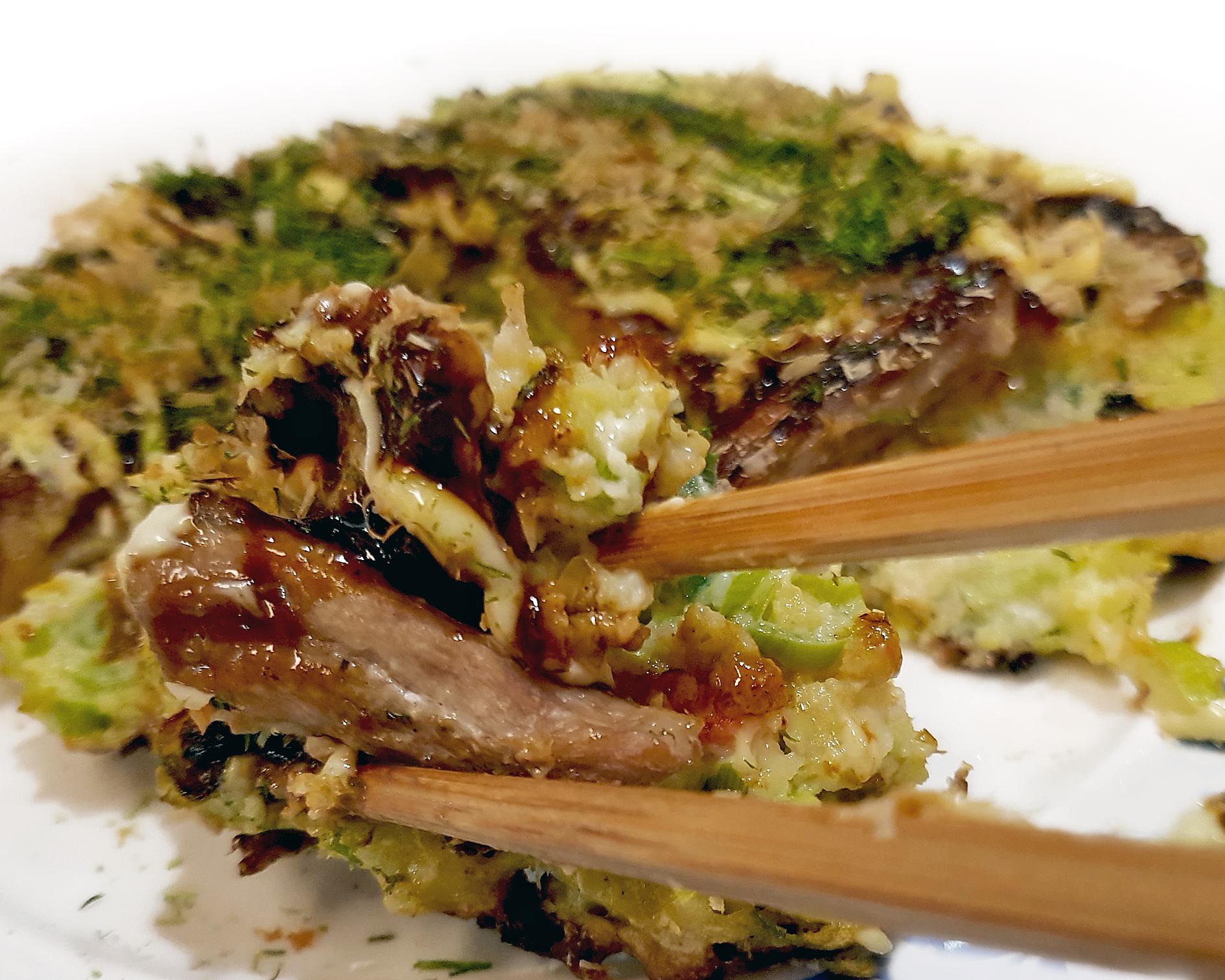 "Okonomiyaki ""Osaka Style"" – das authentische Rezept"