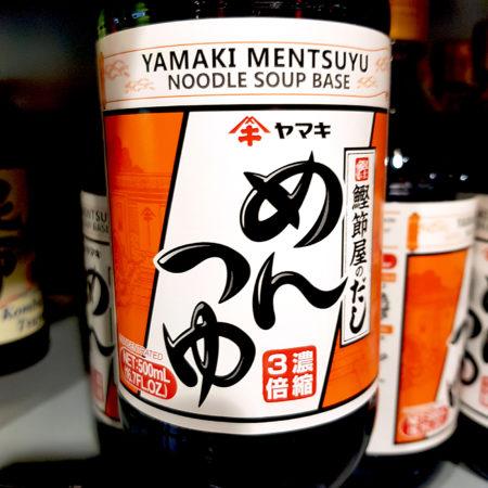Men-Tsuyu von Yamaki
