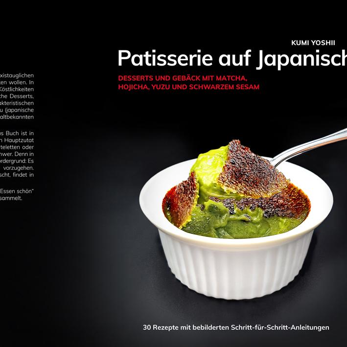 Patisserie auf Japanisch