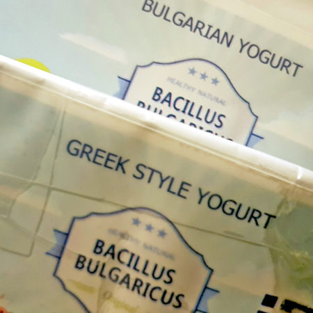 Bacillus Bulgaricus-Tütchen