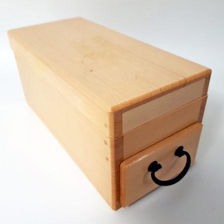 Katsuobushi-Hobel mit Deckel