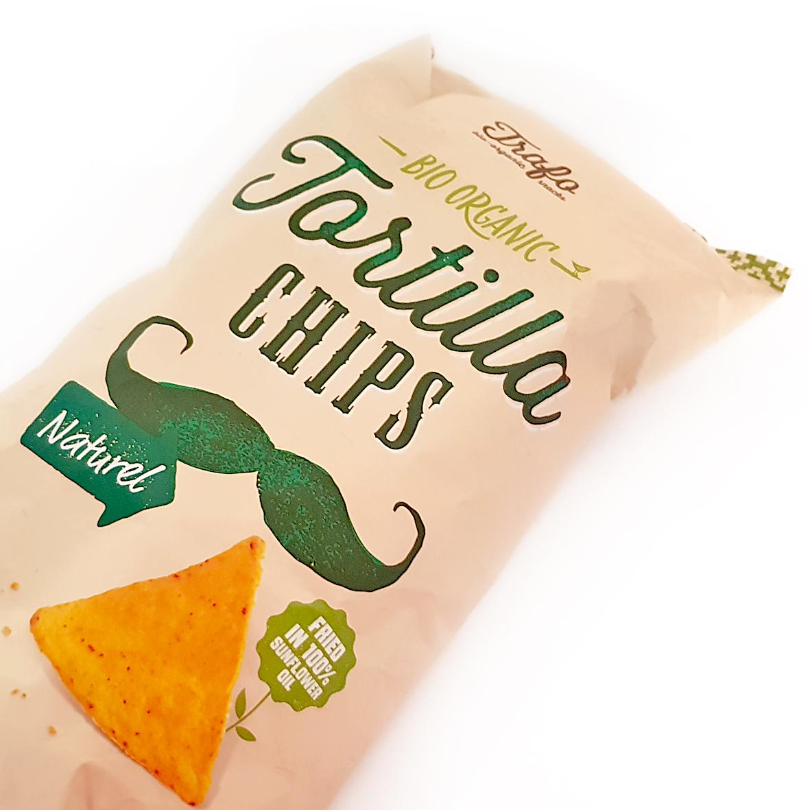 Empfehlenswerte Tortilla Chips von Trafo