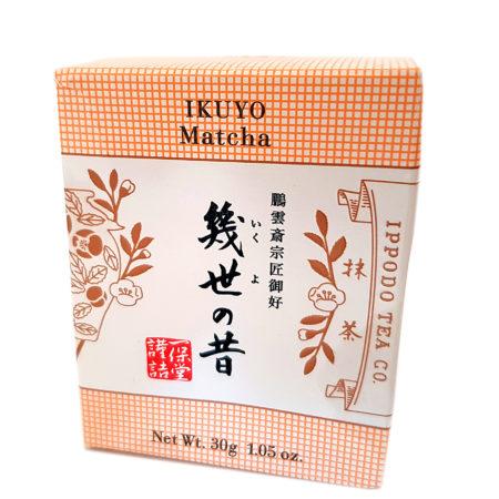 Ikuyo-Matcha von Ippodo