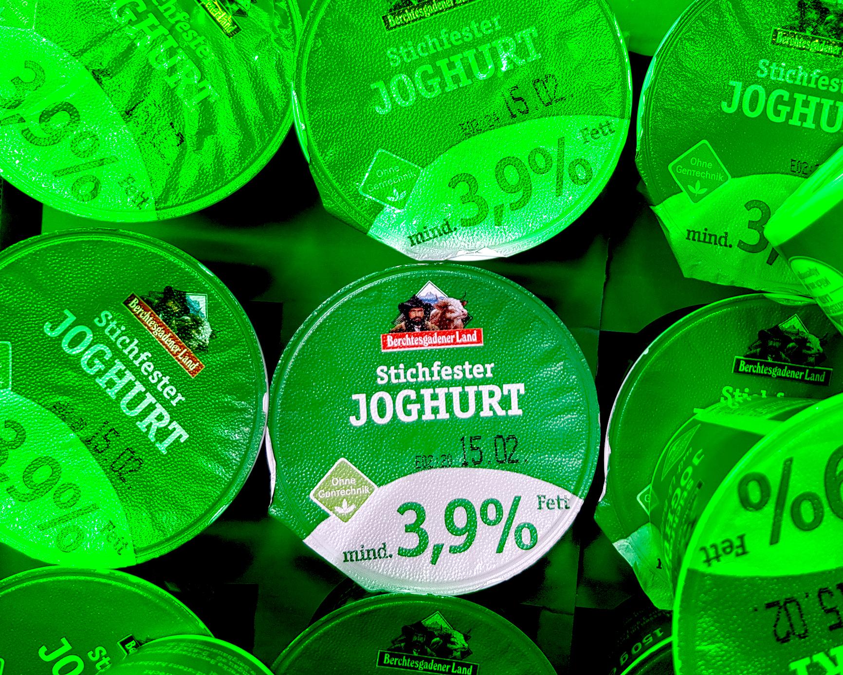 Stichfester Joghurt 3,9% vom Berchtesgadener Land? Braucht man nicht unbedingt