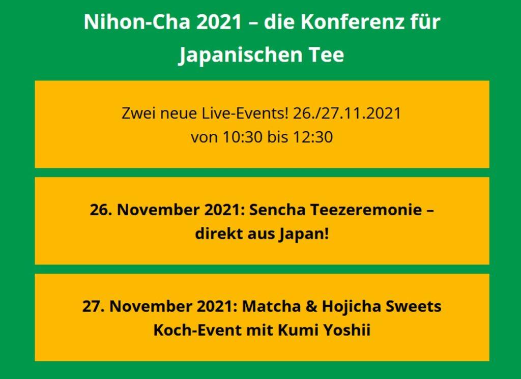 Die Nichon-Cha ist 2021 offen für Alle